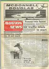 #AA5. AUSTRALIAN AVIATION NEWS  NEWSPAPER #161  JULY 1978