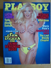 Original Playboy Magazine July 2000 Jamie Bergman