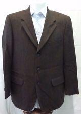 giacca jacket uomo pura lana Nino Danieli taglia 52