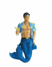 December Diamonds Spiked Lemonade Christmas Ornament Merman New w Box Nib