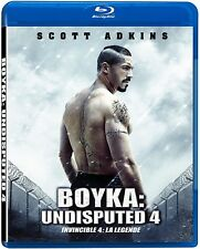Boyka: Undisputed 4 (Blu-ray) 2017 Scott Adkins NEW
