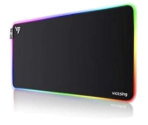 Large 800*400*4 RGB LED Mouse Pad mouse pad USB Gamer Mousepad PC Mice Mat