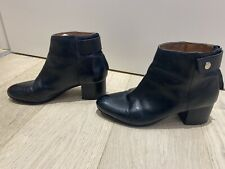Leather TOPSHOP Boots - Size 6