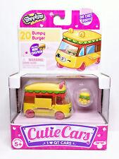 Shopkins Cutie Cars #20 Bumpy Burger Series 1 New