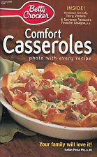 COMFORT CASSEROLES BETTY CROCKER COOKBOOK JANUARY 2001 #169 ITALIAN PASTA PIE