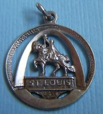 Vintage Apotheosis of St. Louis Arch Missouri MO sterling charm