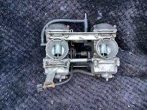 Kawasaki Er-5 carburettor fuelling system Er500 Carb er5 carb