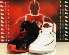 "Air Jordan Collection ""Countdown Pack"" ( Retro 21 Black) & (Retro 2 White)"