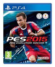 Konami Ps4 - Pro Evolution soccer PES 2015