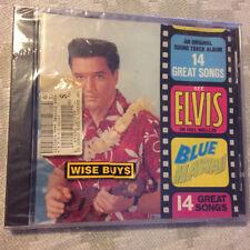 ELVIS PRESLEY - Blue Hawaii CD BRAND NEW & SEALED RARE + BONUS Treasures Book/CD