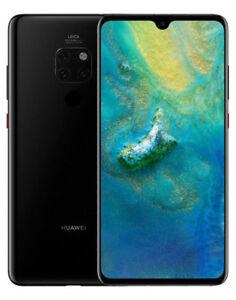 Huawei Mate20 HMA-L29 128GB/4GB Dual SIM Smartphone Black West European New