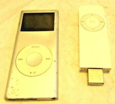 Bundle 2 Apple iPods - 1st Generation White (512MB) w/ USB Stand & 2GB A1199