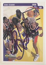 Not Authenticated Not Autographed 1996-97 Season NBA Basketball Trading Cards