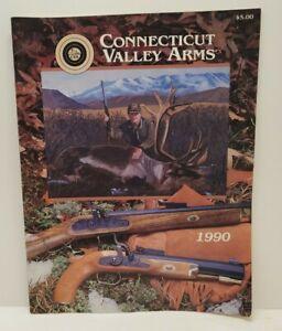 CVA  Connecticut Valley Arms 1990 Catalog