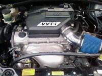 BCP BLUE 2000 2001 2002 2003 2004 2005 Toyota RAV4 2.0L 2.4L L4 Short Ram Intake