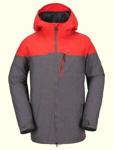 VOLCOM SNOW Men's PROSPECT Insulated Snow 2019 Jacket - FRE - Size Large - NWT