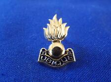 ROYAL ENGINEERS  ( FLAMING BOMB ) LAPEL PIN