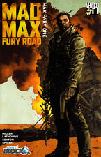 MAD MAX FURY ROAD Max #1 (of 2) Nerd Block VARIANT Cover by Jim Lee NEW