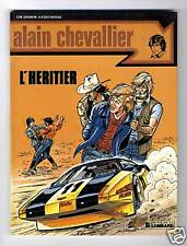 ALAIN CHEVALLIER TOME 6  L'HERITIER   EO
