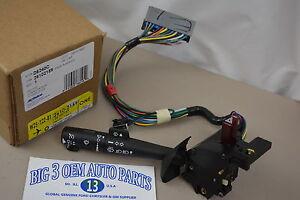 Chevrolet Express Kodiak GMC Savana Topkick Turn Signal Switch new OEM 26102159