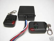 MSD 12V 15A on - off remote control wireless 12V output relay switch RM100