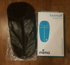 Mima Xari / Kobi Footmuff. Black. Perfect Condition. RRP £110