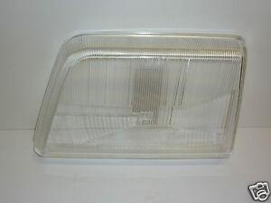 Vauxhall Cavalier Mk2 1981-1984 Glass Front Headlight Headlamp Cover Left Hand.