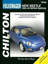 Volkswagen New Beetle: 1998-2000 (Chilton's Total Car Care Repair Manuals) by T