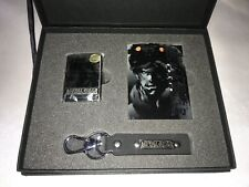 METAL GEAR SOLID Zippo Lighter Limited Edition Collector Set Jp Jap Japan Konami