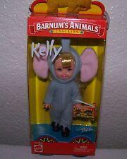 BARBIE KELLY BARNUM'S ANIMALS CRACKERS COOKIES KELLY AS ELEPHANT