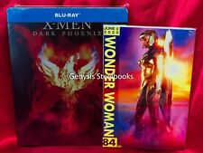 X-Men Dark Phoenix Limited Edition Steelbook - Import Region free + Art Cards*