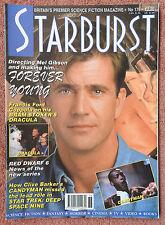 STARBURST MAGAZINE 176 - CANDYMAN, TONY TODD, DRACULA, FOREVER YOUNG, MEL GIBSON