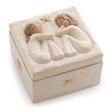New Willow Tree Friendship Keepsake Box by Susan Lordi 26602 Free Shipping