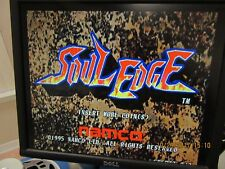 Arcade,Coin Operated, Amusement, NAMCO, Soul Edge, PCB, Tested WORKING!