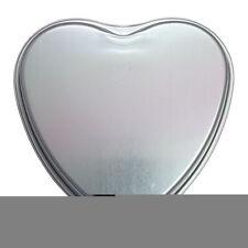 Springformen aus Aluminium mit Herz-Schliffform