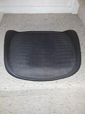 Herman Miller Aeron seat pan Size B Graphite Tuxedo Pattern New