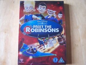 "DISNEY CLASSIC DVD ""MEET THE ROBINSONS"""