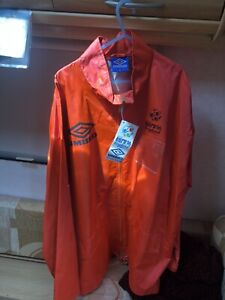 Euro 96 Official Umbro jacket memorabilia England football - RARE Steward Jacket