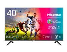 "Televisore SMART TV HISENSE 40"" LED 40A5700FA FHD Decoder DVB-T2 HDMI ANDROID TV"