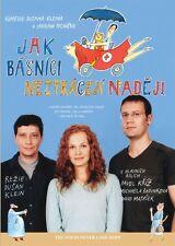 Jak basnici neztraceji nadeji (The Poets Never Lose Hope) Czech DVD papersleeve