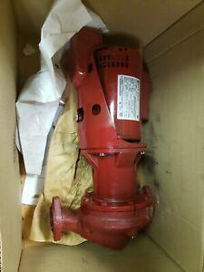 Bell and gossett 60 pump motor 903580 1/HP MSRP $1700+
