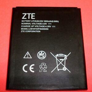 OEM MetroPCS F ZTE Obsidian Z820 Li3818T43P3h635450 Replacement Battery 1800mAh