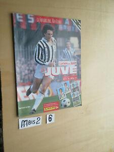ALBUM PANINI Corriere.dello sport JUVE JUVENTUS Camp.1975-76 1976-77 (A7BIS 2-6)