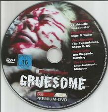 Gruesome FSK 16 / DVD-Magazin-Edition 02/11 / DVD-ohne Cover