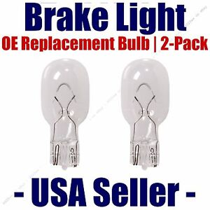 Stop/Brake Light Bulb 2pk - Fits Listed BMW Vehicles - 921