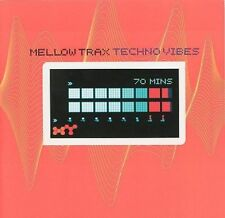 Mellow Trax : Techno Vibes CD