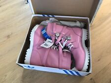 Adidas Originals x Jeremy Scott Combat Boots Pink JS V22076 42 2/3 US 9 Limited