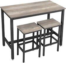 Gebraucht Bartisch-Set,mit 2 Barhockern,Küchentresen  R2121659A+LBT015B02
