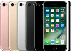 Apple iPhone 7 32GB/128GB/256GB GSM UNLOCKED NEW AT&T T-Mobile Verizon CDMA