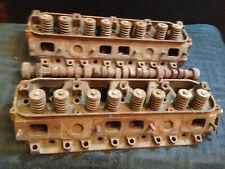 Vtg 1964 67 Mopar Cast Iron V8 Cylinder Head 2406516 361 383 B Rb Series